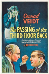 The Passing of the Third Floor Back 1935 DVD - Conrad Veidt